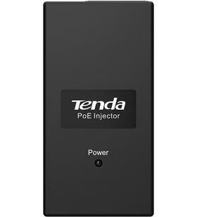 Inyector poe Tenda POE15F - 2x puertos rj45 100/100pbps15 gigabit - 15w - h - TEN-POE POE15F