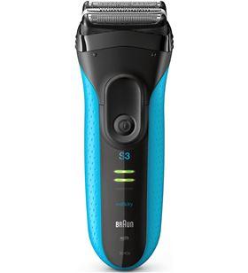 Braun -PAE-AFE 3040S afeitadora series 3 3040s wet and dry - tecnología microcomb - corte bra3040s - BRA-PAE-AFE 3040S