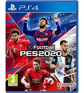 Juego para consola Sony ps4 efootball PES 2020 Juegos PS4