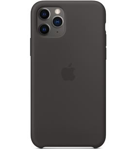 Funda Apple iphone 11 pro silicone case - negra - MWYN2ZM/A - APL-FUN MWYN2ZMA