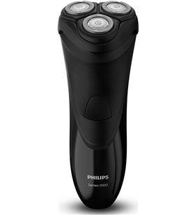 Afeitadora en seco Philips S1110/04 - cabezales flex 4 direcciones - cuchil - PHPAE-AFE S111004