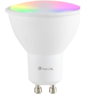 Bombilla inteligente Ngs smart wifi led gleam 510c - 5w - casquillo gu10 - GLEAM510C - NGS-SH GLEAM510C