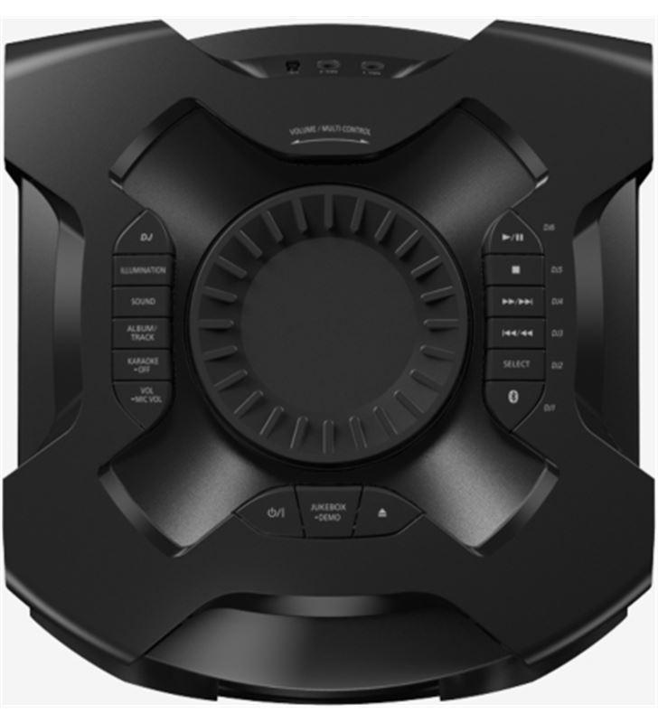 Altavoz Panasonic sc-tmax-10e-k 20cm woofer bluetooth portatil SC_TMAX10E_K - 72515922_0380699634