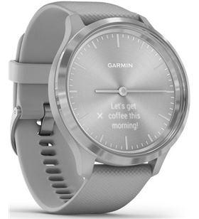 Reloj inteligente Garmin vivomove 3 sport inox/gris VIVOMOVE 3 SILV - GAR010_02239_00