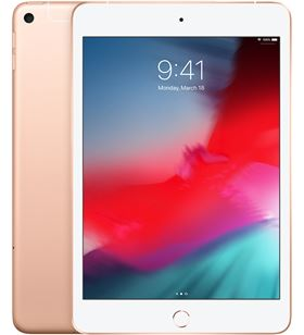 Apple ipad mini 5 wifi cell 64gb gold mux72ty/a Tablets electrónicos - A0025838