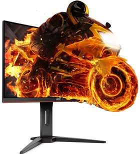 Aoc monitor gaming curvo C24G1 - 24''/60.9cm - 1920*1080 full hd - 16:9 - 25 - AOC-M C24G1