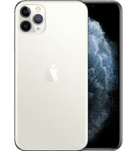 Apple movil iphone 11 pro max 6,5'' 256gb silver mwhk2ql_a - MWHK2QLA
