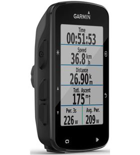 Gps bicicleta Garmin edge 520 plus - pantalla color - gps - notificaciones 010-02083-10 - GAR-GPS 010-02083-10