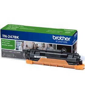 Toner negro Brother TN247BK - 3000 páginas - compatible según especificacio - BRO-TN-247BK