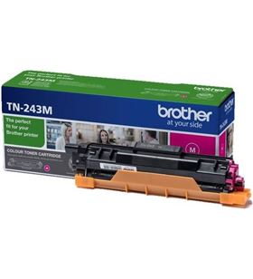 Toner magenta Brother TN243M - 1000 páginas - compatible según especificaci - BRO-TN-243M