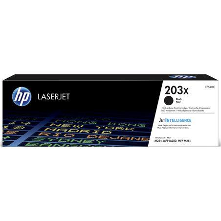 Toner negro Hp CF540X - jetintelligence - nº 203x - 3200 páginas - compatib - CF540X