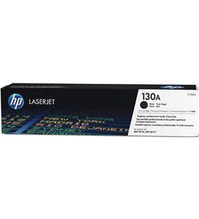 Toner negro Hp nº130a - 1300 páginas - compatible con color laserjet pro mf CF350A - CF350A