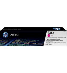 Cartucho tinta de toner Hp nº 126a magenta CE313A Fax digital cartuchos - CE313A