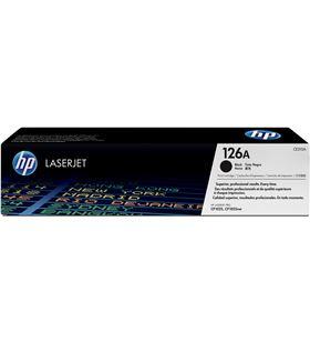 Cartucho tinta de toner Hp nº 126a negro CE310A Fax digital cartuchos - CE310A