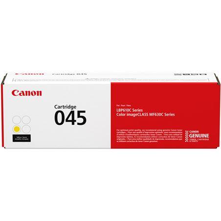 Canon -TN 045Y toner 045 amarillo - 1300 páginas - compatible según especificaciones 1239c002 - CAN-TN 045Y