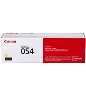 Toner amarillo Canon 054 y - 1200 páginas - compatible según especificacion 3021C002 - CAN-TN 3021C002