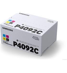 Pack 4 toner SU392A negro/cian/magenta/amarillo para impresoras Samsung que - SU392A