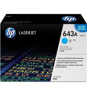 Hp toner cian para laserjet 4700 (10000 paginas) q5951a - Q5951A