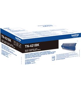 Toner negro Brother tn-421bk - 3000 páginas - compatible según especificaci TN421BK - BRO-TN-421BK