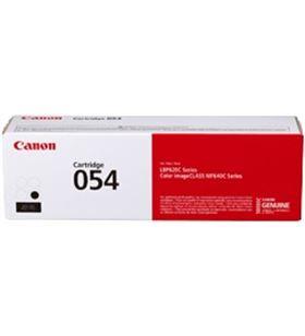Toner negro Canon 054 bk - 1500 páginas - compatible según especificaciones 3024C002 - CAN-TN 3024C002