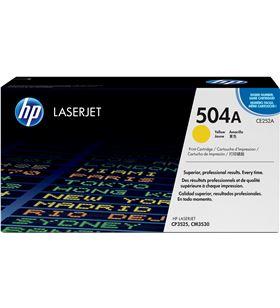 Toner amarillo Hp CE252A 7000 páginas para Hp laserjet cm3530/cp3520 - CE252A