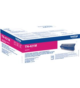 Toner magenta Brother TN421M - 1800 páginas - compatible según especificaci - BRO-TN-421M