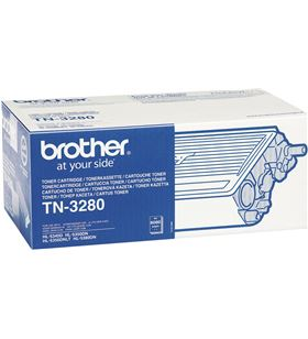 Toner negro Brother 8000 páginas para Brother láser dcp-8085dn/hl-5340d/537 TN3280 - BRO-C-TN3280