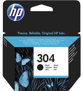 Tinta Hp 304 negra N9K06AE Fax digital y cartuchos de tinta - HEWN9K06AE