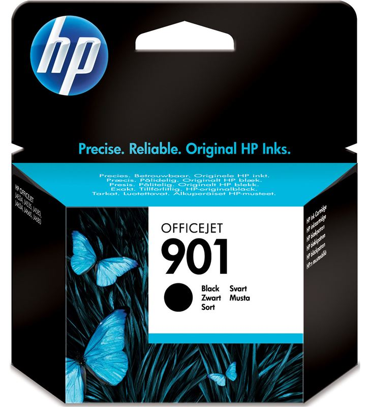 Hp CC653AE cartucho tinta nº 901 negra Fax digital cartuchos - CC653AE