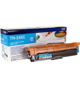 Cartucho tinta de toner Brother TN245C cian Fax digital cartuchos - TN245C