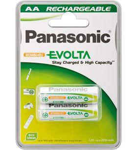 2 pilas recargables Panasonic aa minimo 1900 mah PANHHR3MVE2BC - PANHHR3MVE2BC