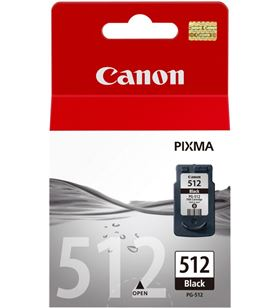 Cartucho de tinta negro Canon mp240/ mp260/mp480 15ml 2969B001 - PG-512