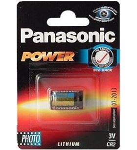 Pila Panasonic cr2 foto litio CR_2L_1BP Ofertas varias - PANCR_2L_1BP