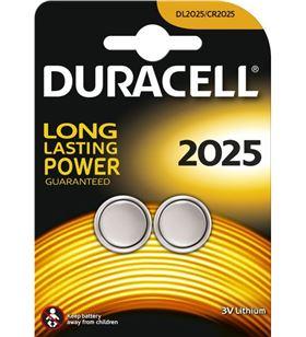 Pilas Duracell dl 2025 b2 para basuclas etc DL2025B2 - DL2025B2