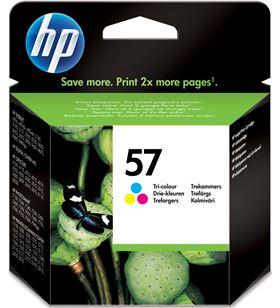 Tinta color Hp 57 (psc1110/1210) HEWC6657AE Fax digital cartuchos - HEWC6657AE