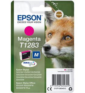 Tinta magenta Epson ''1283'' EPSC13T12834012 Fax digital cartuchos - EPSC13T12834012