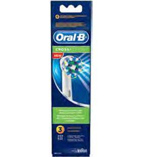 #000008 BRAEB50_3 recambio oral-b eb 50-3 ffs cross action - EB50-3FFSCROSS