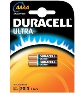 Duracell pila braun para mandos, alarmas y aparatos electró aaaa - AAAA