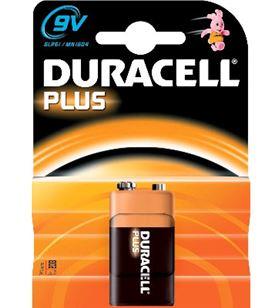 Pilas Duracell plus pack1 mn-1604k1(9v) DURMN1604K1 - DURMN1604K1