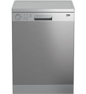 Beko lavavajillas DFN05321X 13 servicios 5 programas 49 db clase a++ acero - DFN05321X