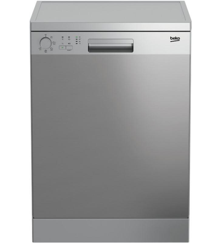Beko DFN05321X lavavajillas 13 servicios 5 programas 49 db clase a++ acero - DFN05321X