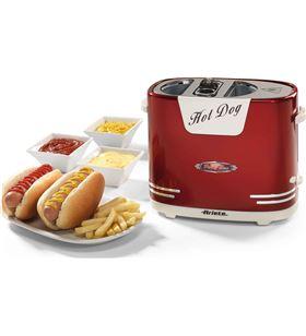 Ariete 186 maquina de hot dog party time Sandwicheras - 186