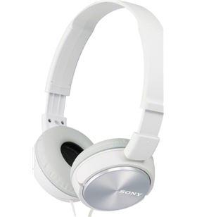 Auric. Sony MDRZX310APW blanco (diadema) Auriculares - SONMDRZX310APW