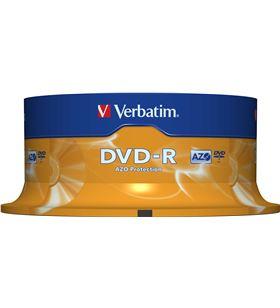 Verbatim DVDMENOSR_25 DVD Grabador - 023942435228