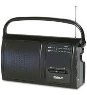 Radio Daewoo drp-19 black DBF076 Radio - DBF076