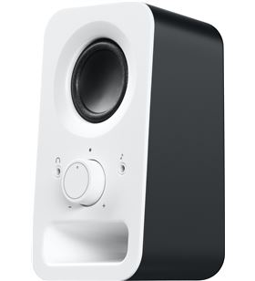 Altavoces pc 2.0 Logitech z150 blancos LOG980000815 - 5099206048799
