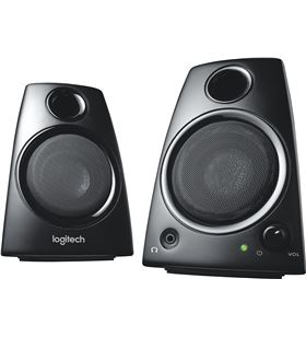 Altavoces 2.0 Logitech z130 LOG980000418 Altavoces - 5099206021891