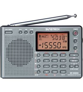 Radio digit. multiban.Sunstech RPDS800TITANIum Radio - RPDS800TITANIUN
