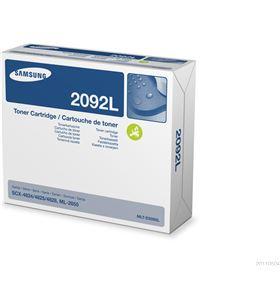 Toner negro SV003A para impresoras Samsung que usen mlt-d2092l - 5000 págin - SV003A