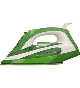 Plancha vapor Solac PV2107 optima green 2400w Planchas - PV2107